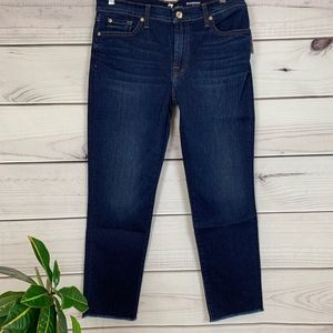 7 FOR ALL MANKIND Roxanne Ankle Jeans - 31